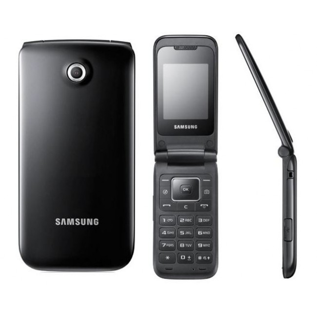 Мобильный телефон Samsung E2530 black.